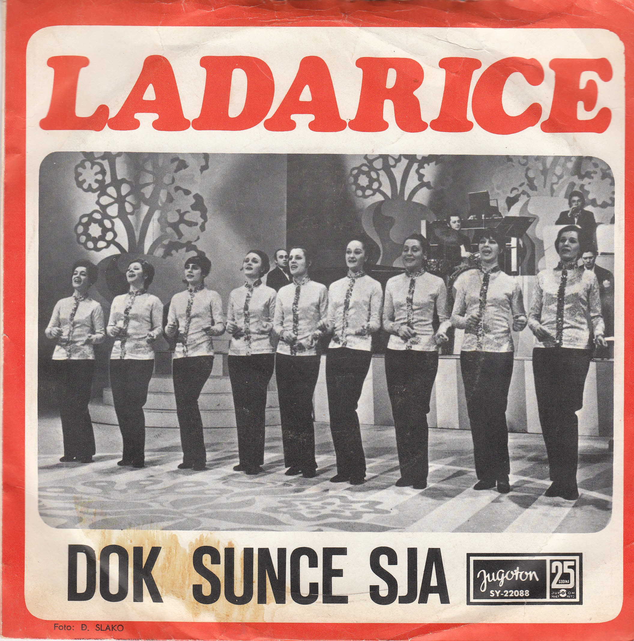 Ladarice - Dok Sunce Sja/bratec Misko