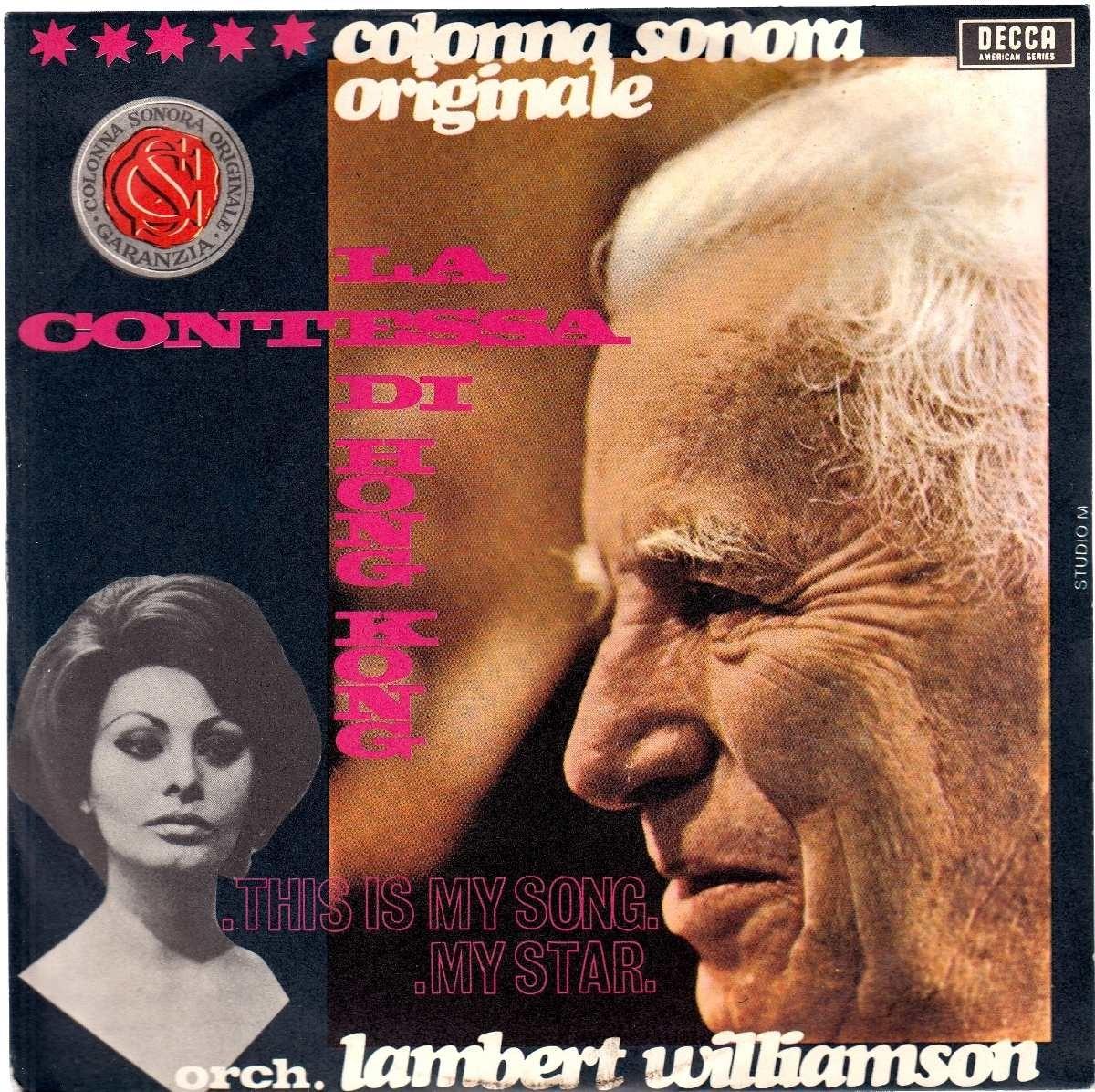 Williamson Lambert - This Is My Song/my Star-La Contessa Di Hong Kong Soundtrack