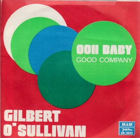 Osullivan Gilbert - Ooh Baby/good Company