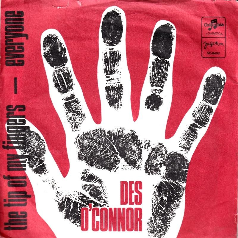 Oconnor Des - Tip Of My Fingers/everyone