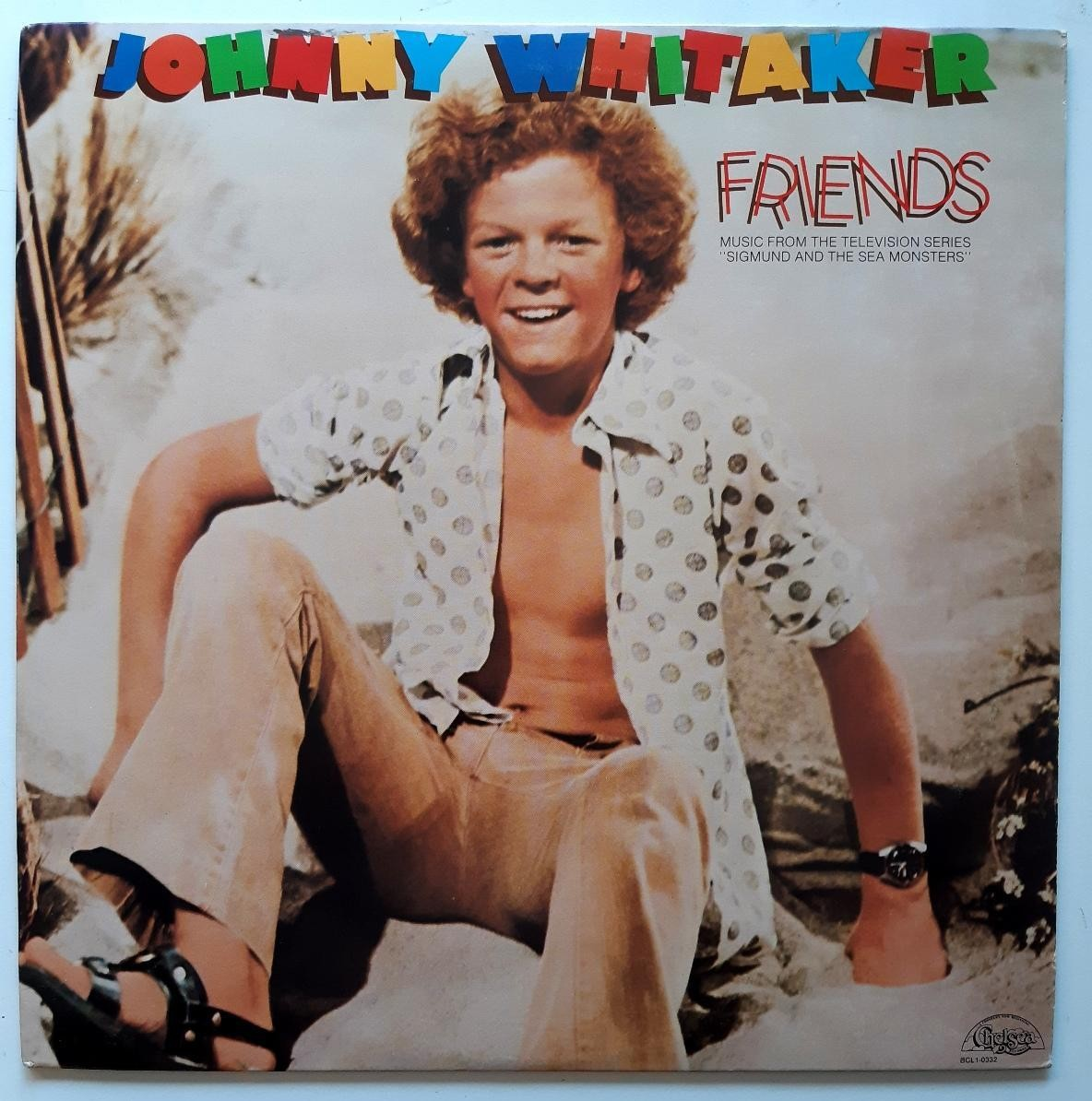 Whitaker Johnny - Friends - Music From The Television Series Sigmund And The Sea Monsters
