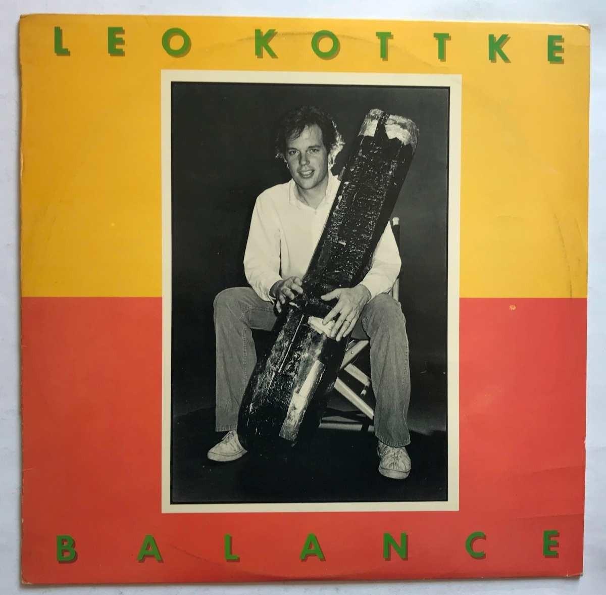 Kottke Leo - Balance