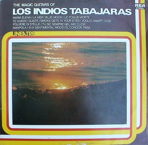 Los Indios Tabajaras - Magic Guitars Of Los Indios Tabajaras