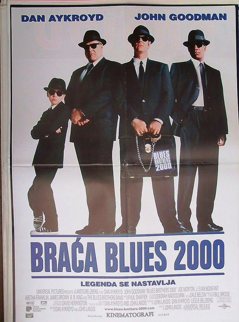 Braća Blues 2000