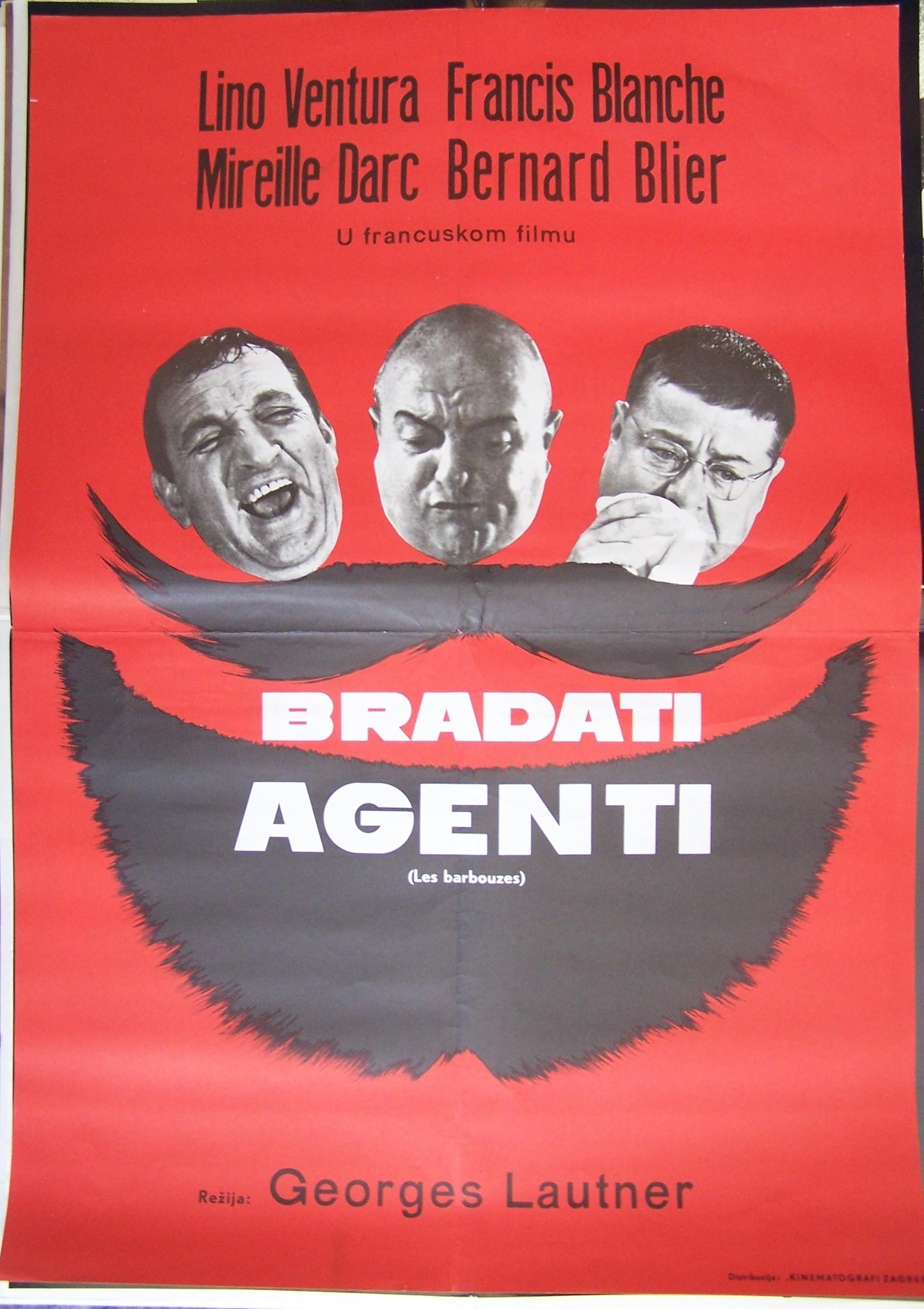 Bradati Agenti