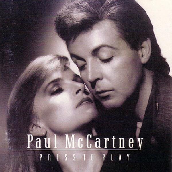 Mccartney Paul Linda - Press To Play