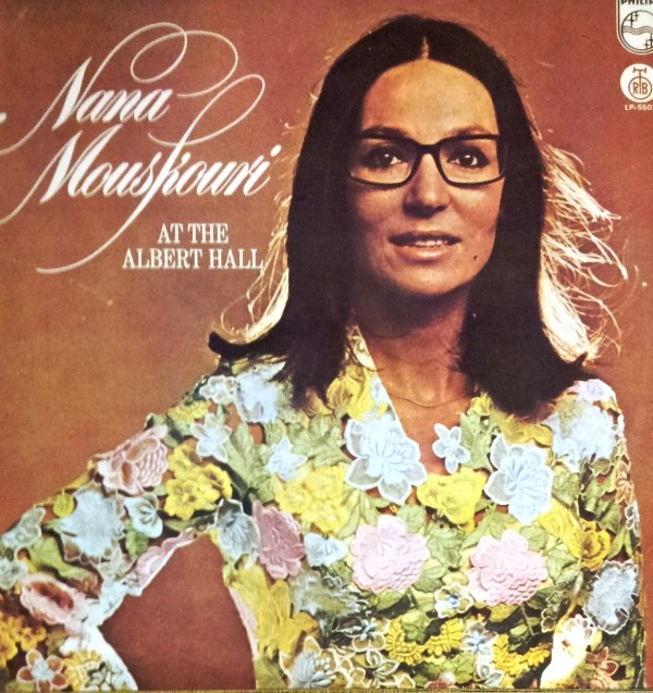 Mouskouri Nana - At The Albert Hall