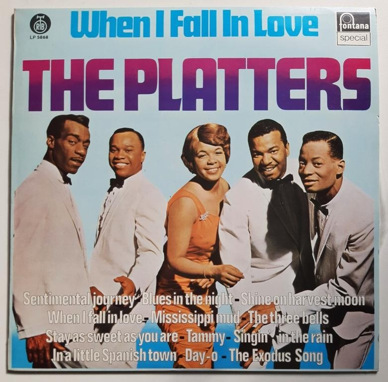 Platters - When I Fall In Love