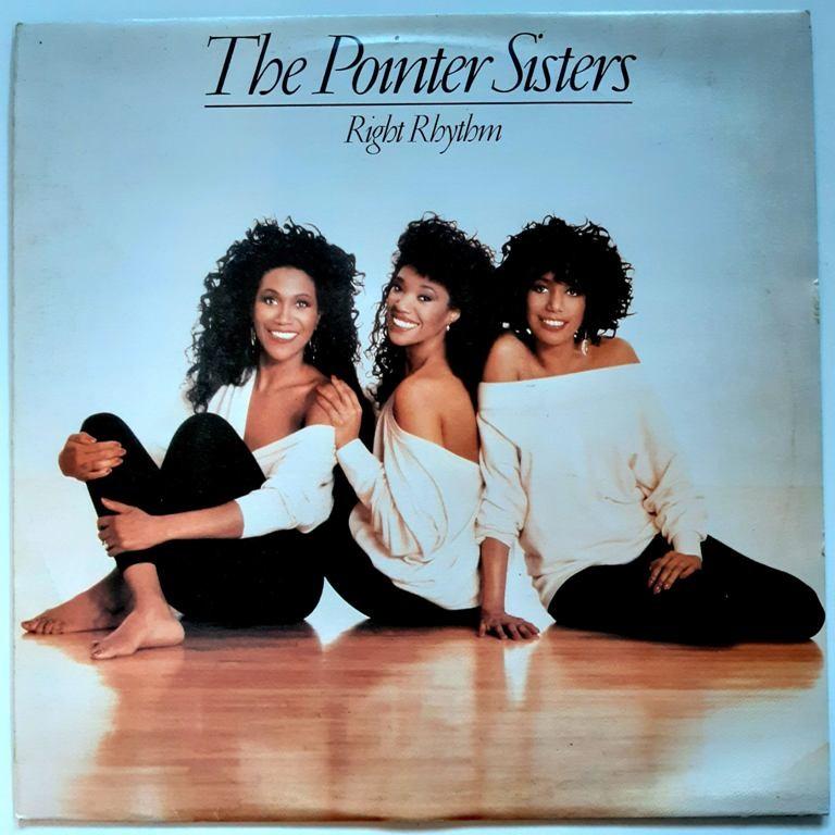 Pointer Sisters - Right Rhythm
