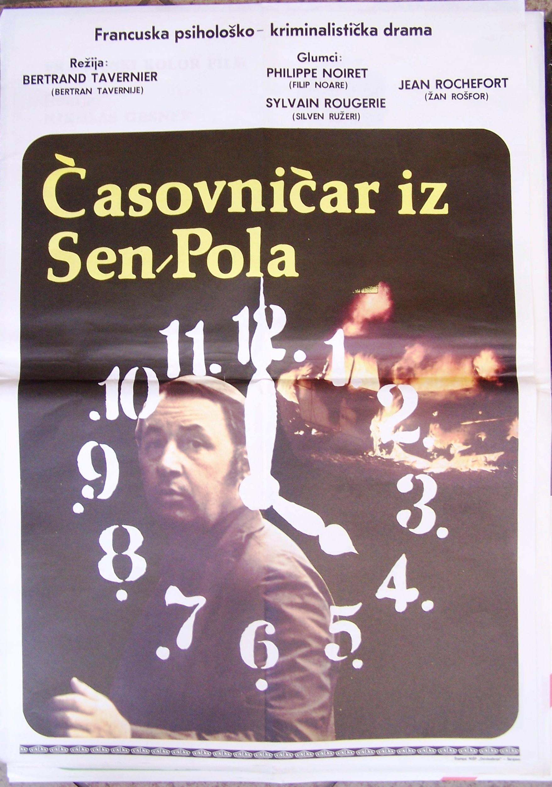 Časovničar Iz Sen-Pola