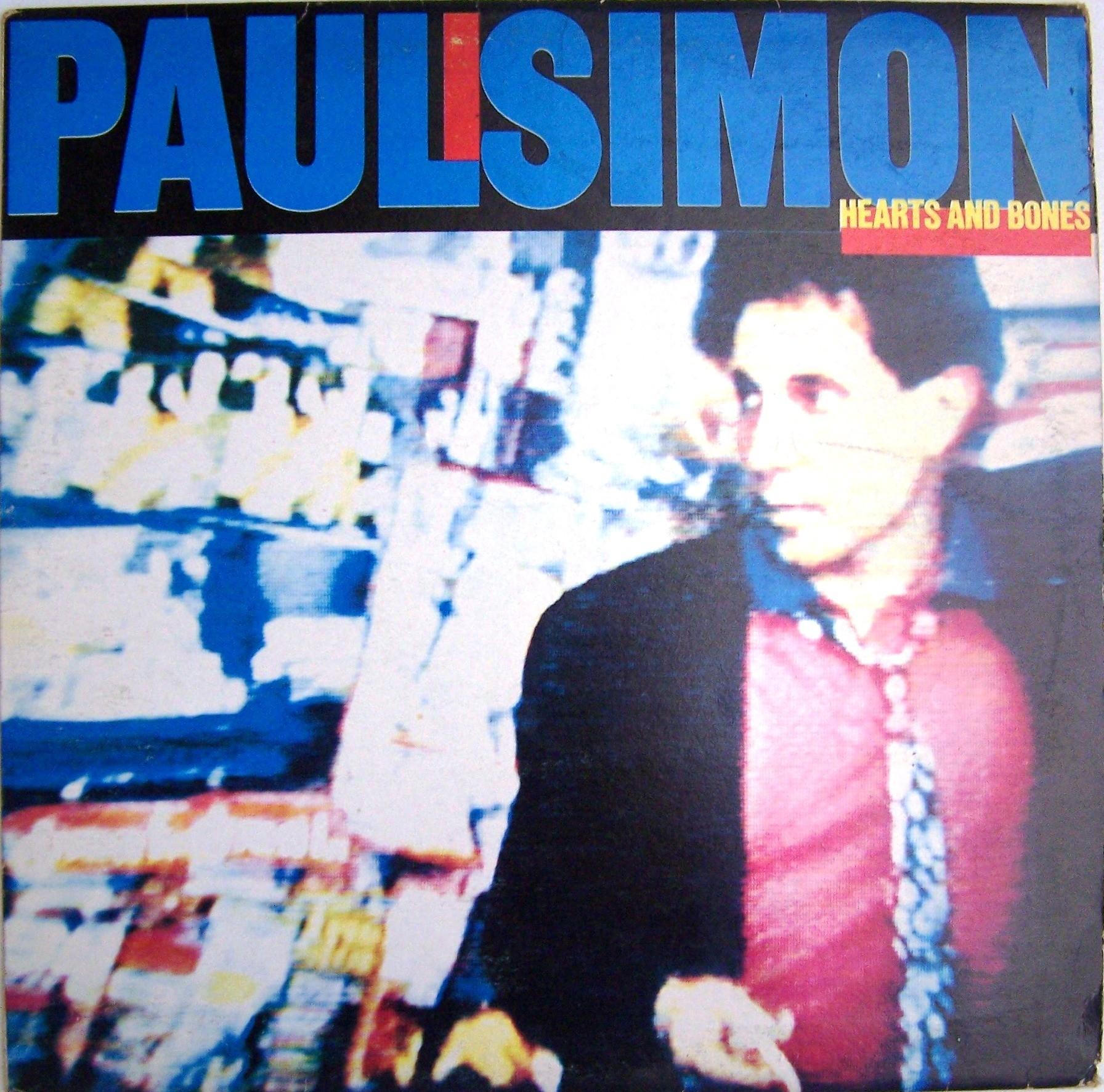 Simon Paul - Hearts And Bones
