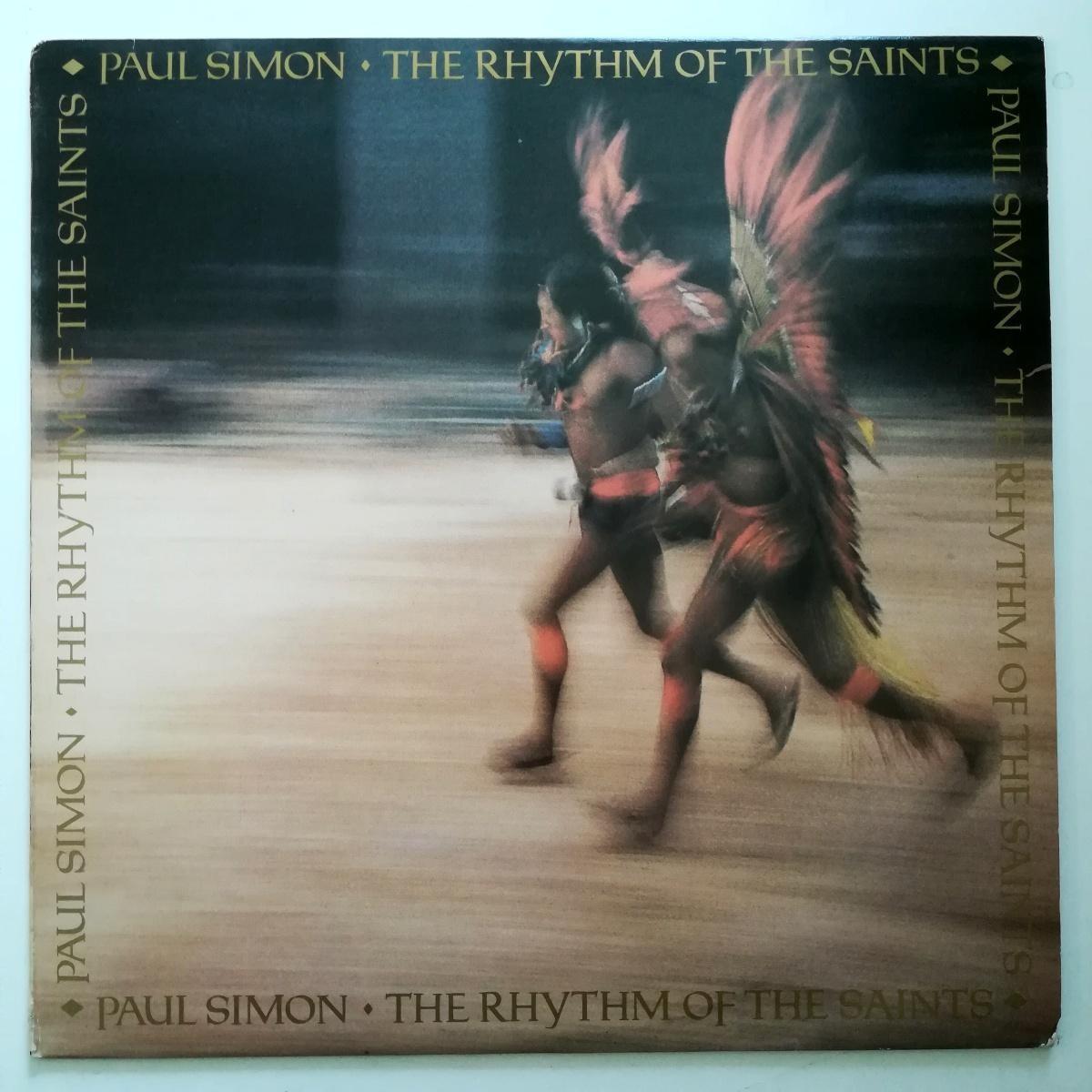Simon Paul - Rhythm Of The Saints