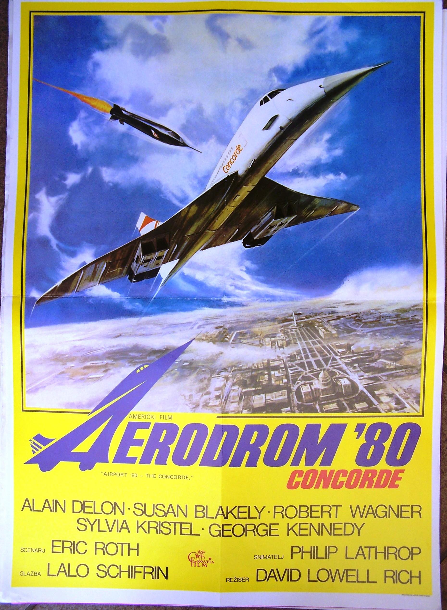 Aerodrom 80 Concorde