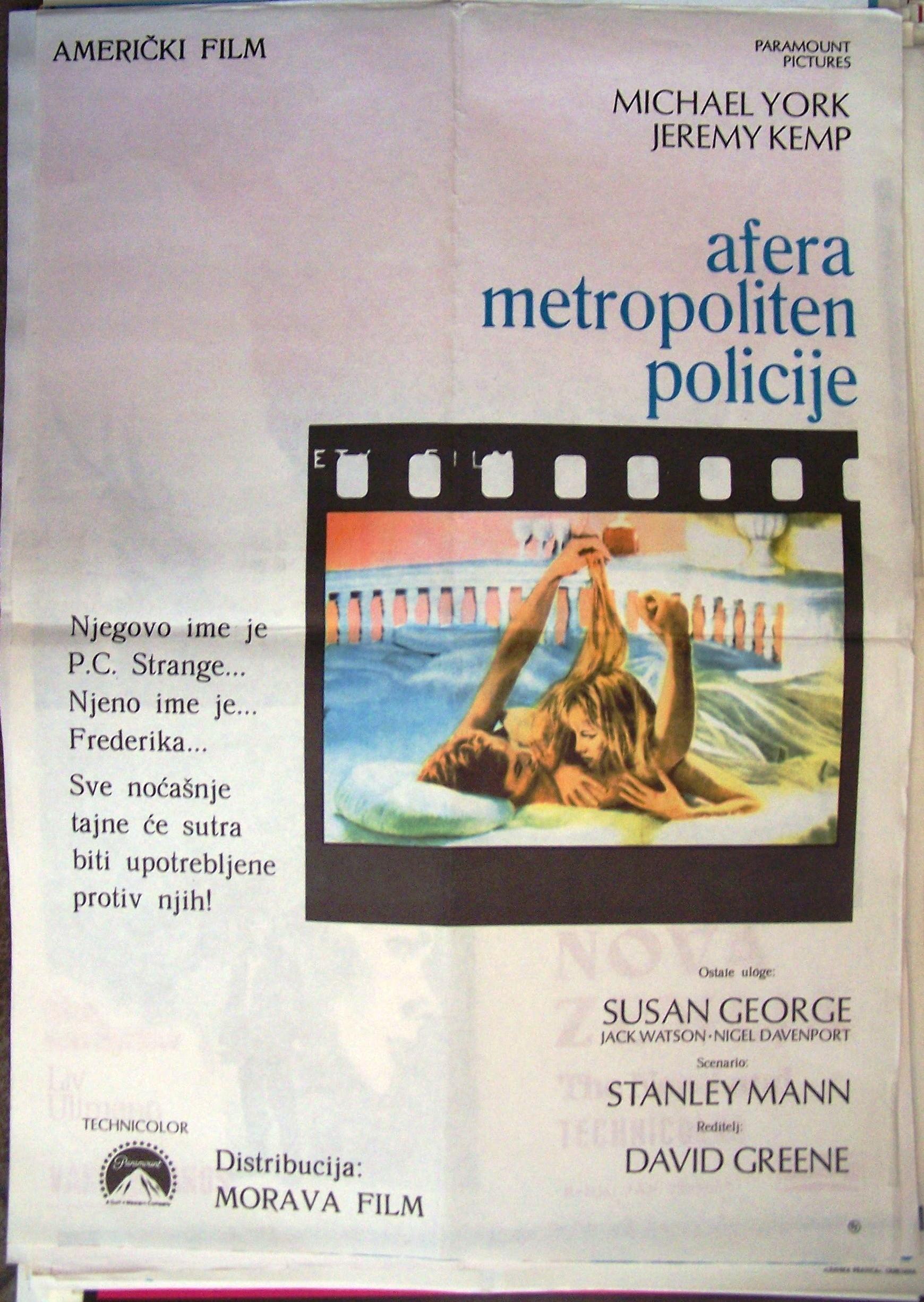Afera Metropoliten Policije