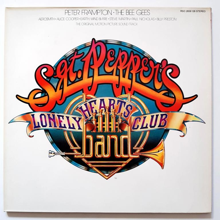 Soundtrack - Sgt Peppers Lonely Hearts Club Band Bee Gees/aerosmith/alice Cooper Etc