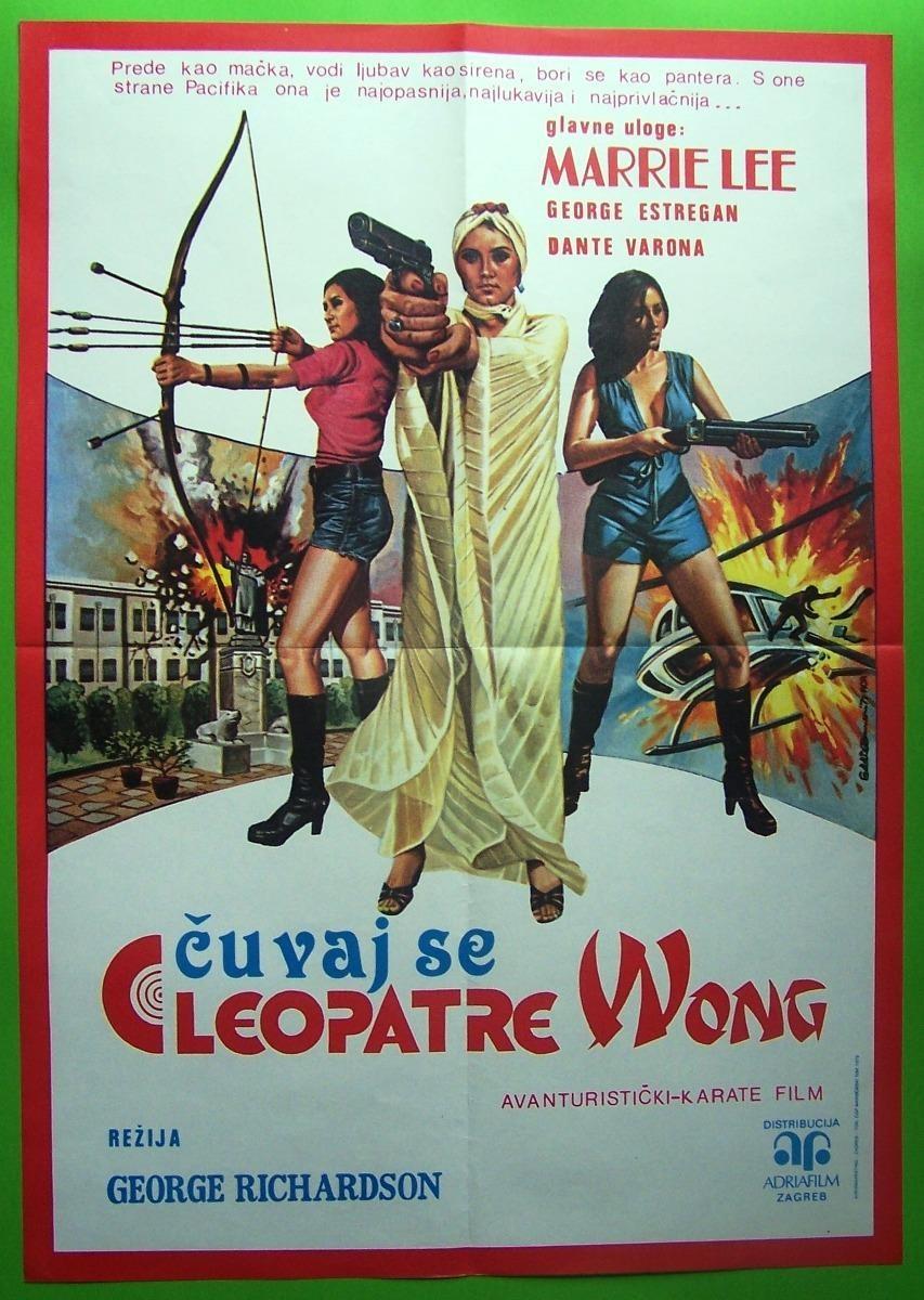 Čuvaj Se Cleoparte Wong