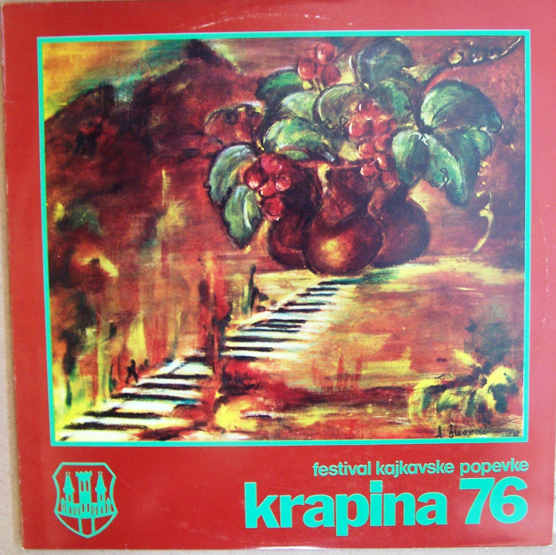Various Artists - Krapina 1976 - Festival Kajkavske Popevke Zvuckovic/gabi/irobic Etc