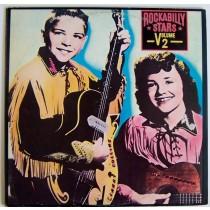 Various Artists - Rockabilly Stars Vol 2 Lwray/cperkins/sid King/joe Maphis Etc