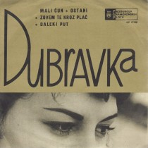 Nesovic Dubravka - Mali Cun/ostani/zovem Te Kroz Plac/daleki Put