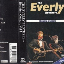 Everly Brothers - Reunion Concert Vol 1