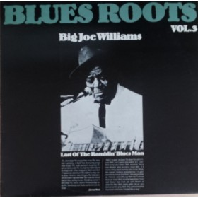 Williams Big Joe - Blues Roots Vol 3 - Last Of The Ramblin Blues Man