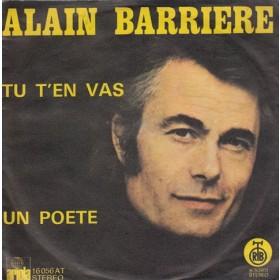 Barriere Alain - Tu Ten Vas/un Poete