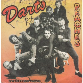 Darts - Peaches/diy Heartache