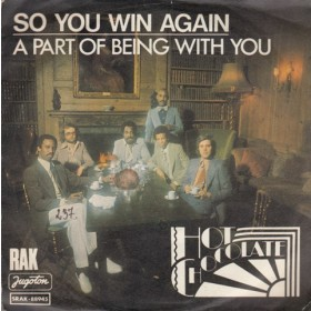 Hot Chocolate - So You Win Again/a Part Of Being With You