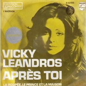 Leandros Vicky - Apres Toi/la Poupee Le Prince Et La Maison