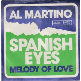 Martino Al - Spanish Eyes/melody Of Love