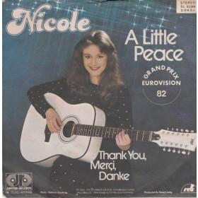 Nicole - A Little Peace/thank You Merci Danke