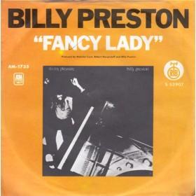Preston Billy - Fancy Lady/song Of Joy