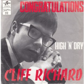 Richard Cliff - Congratulations/high n Dry