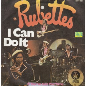 Rubettes - I Can Do It/if Youve Got The Time