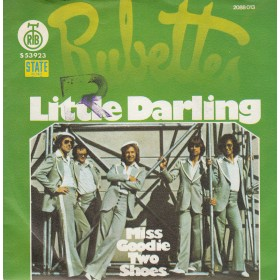 Rubettes - Little Darling/miss Goodie Two Shoes