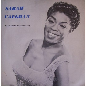 Vaughan Sarah - All-Time Favourites