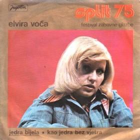 Voca Elvira - Jedra Bijela/kao Jedra Bez Vjetra