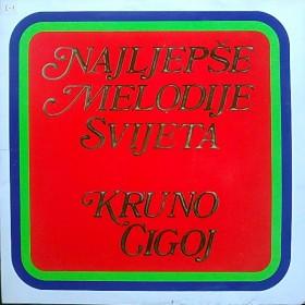Cigoj Krunoslav - Najljepse Melodije Svijeta