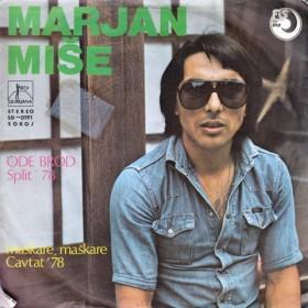Mise Marjan - Ode Brod/maskare Maskare