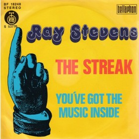 Stevens Ray - Streak/youve Got The Music Inside