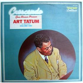 Tatum Art - Gene Norman Presents Art Tatum At The Piano Volume One