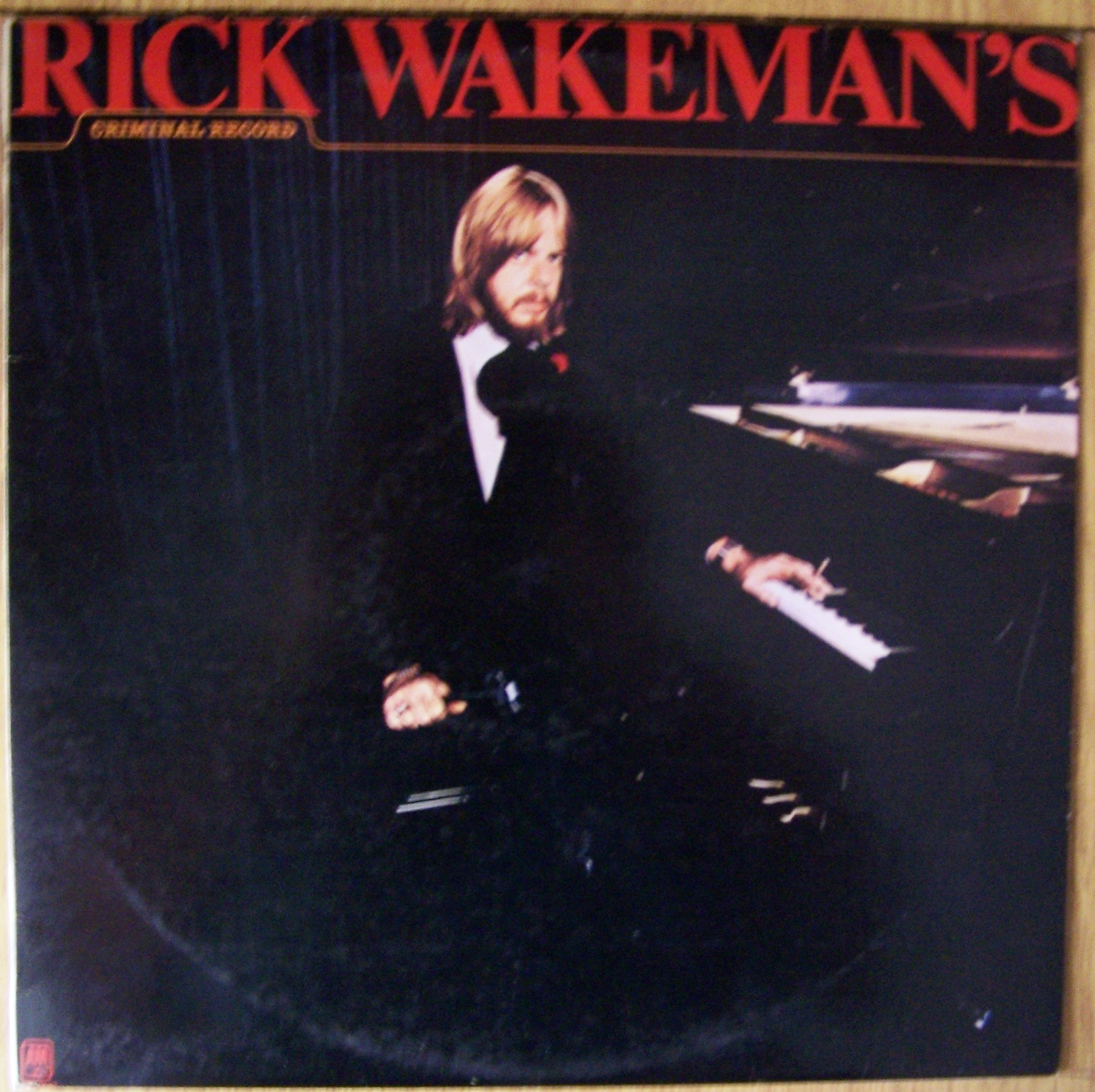 Wakeman Rick - Criminal Record