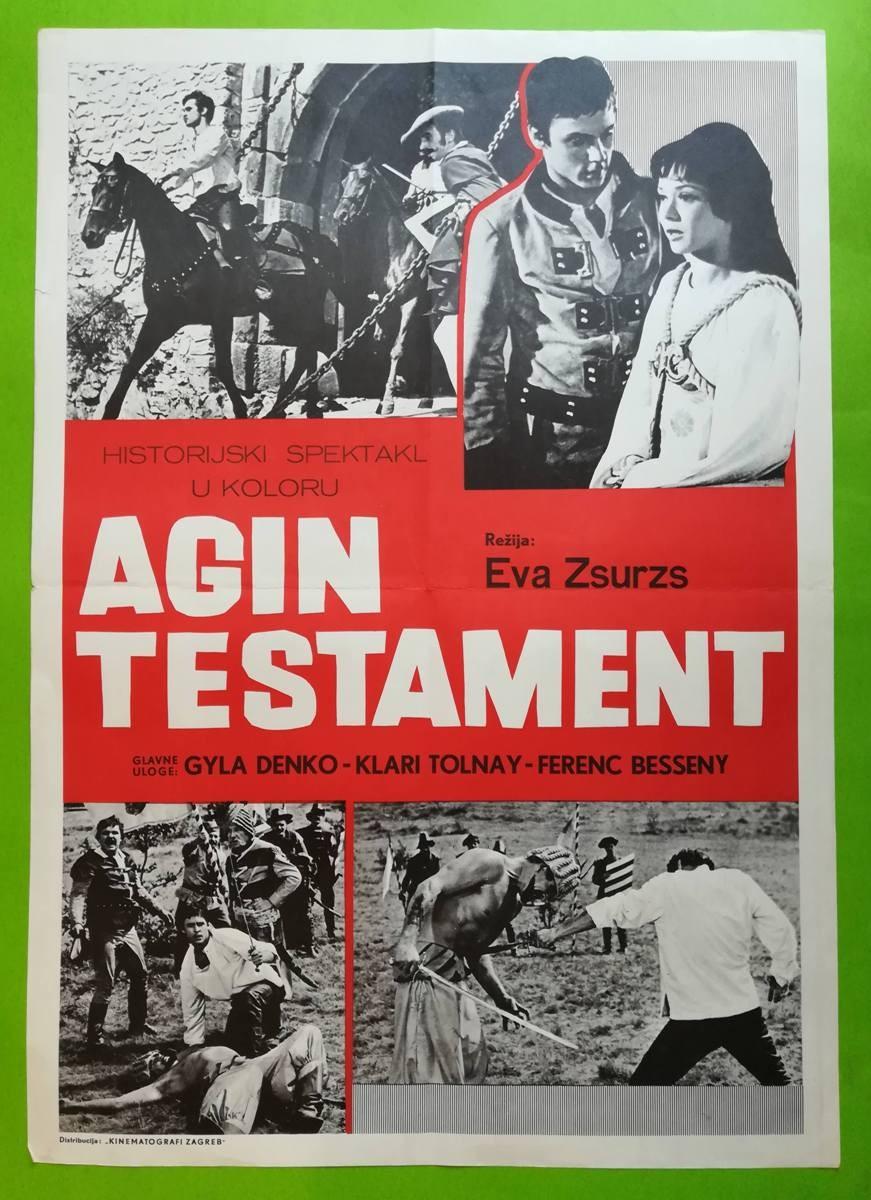 Agin Testament