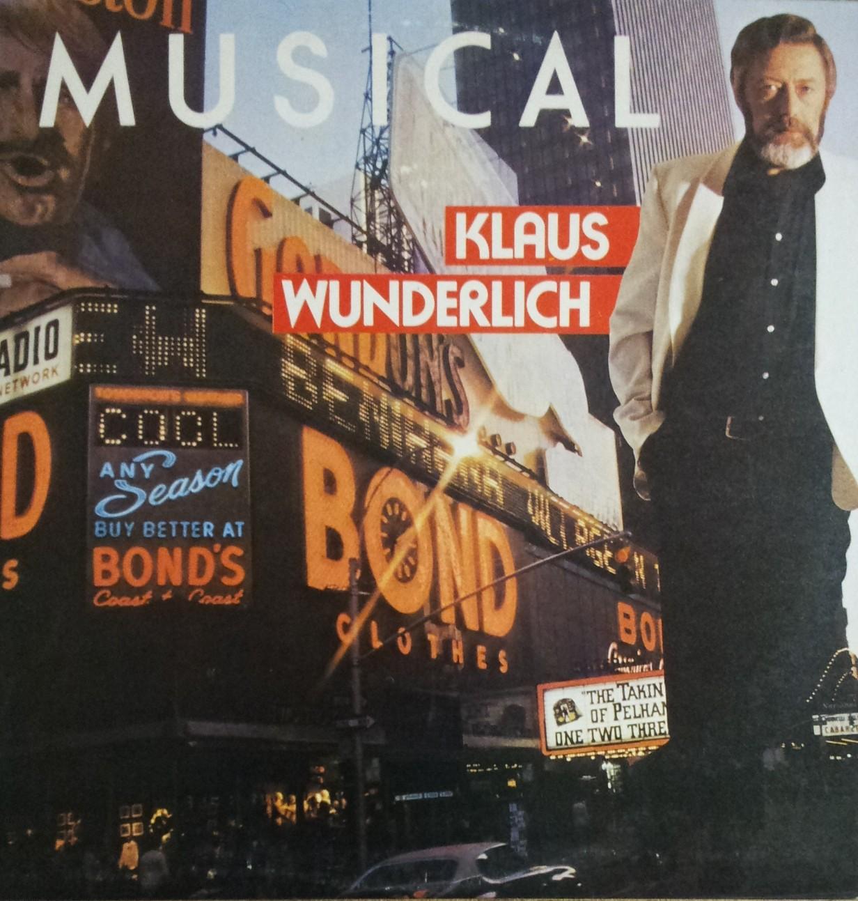 Wunderlich Klaus - Musical