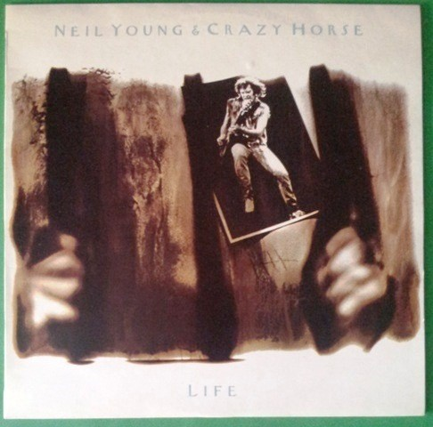 Young Neil Crazy Horse - Life