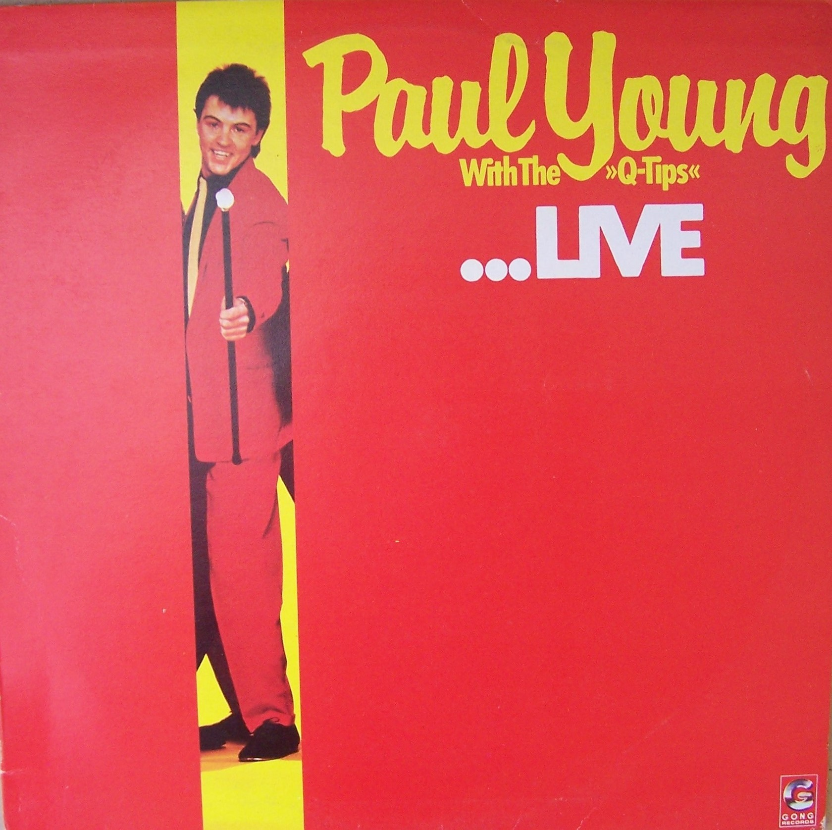 Young Paul With q-Tips - live