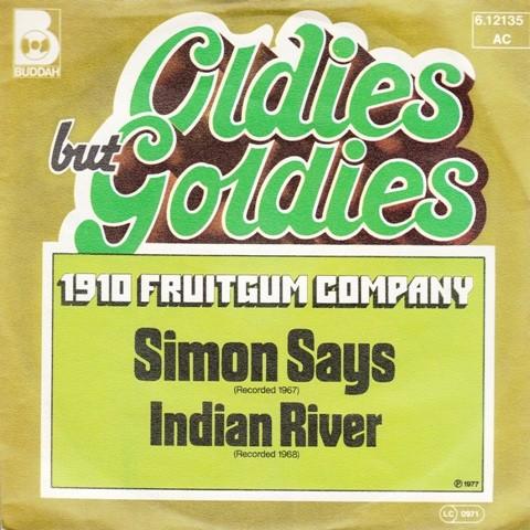 1910 Fruitgum Company - Simon Says/indian Giver