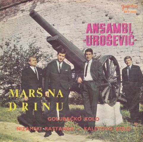 Ansambl Urosevic - Mars Na Drini/turskiNizamski Rastanak