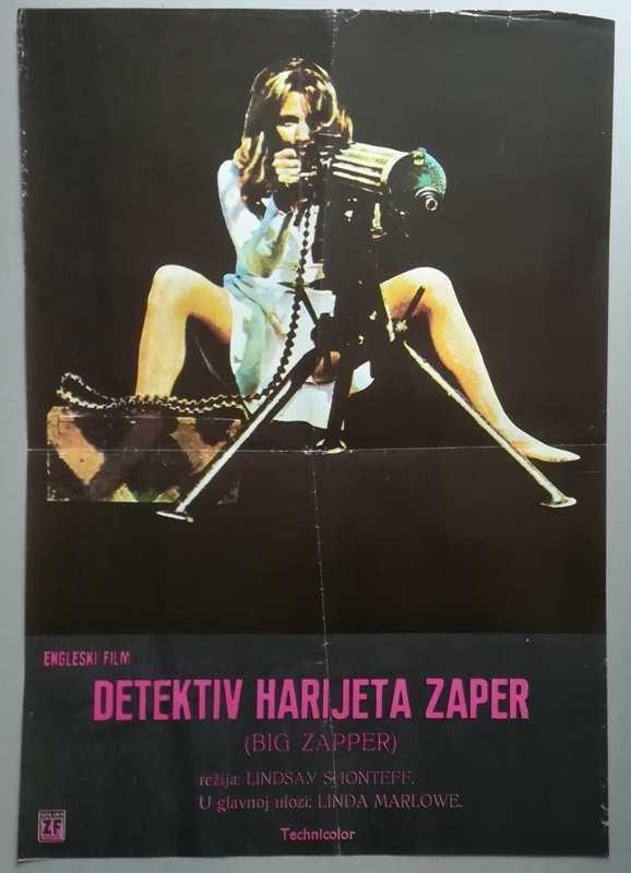 Detektiv Harijeta Zaper