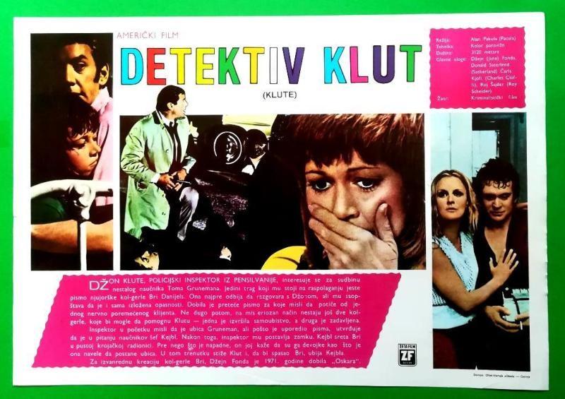 Detektiv Klut - 4 Inserts